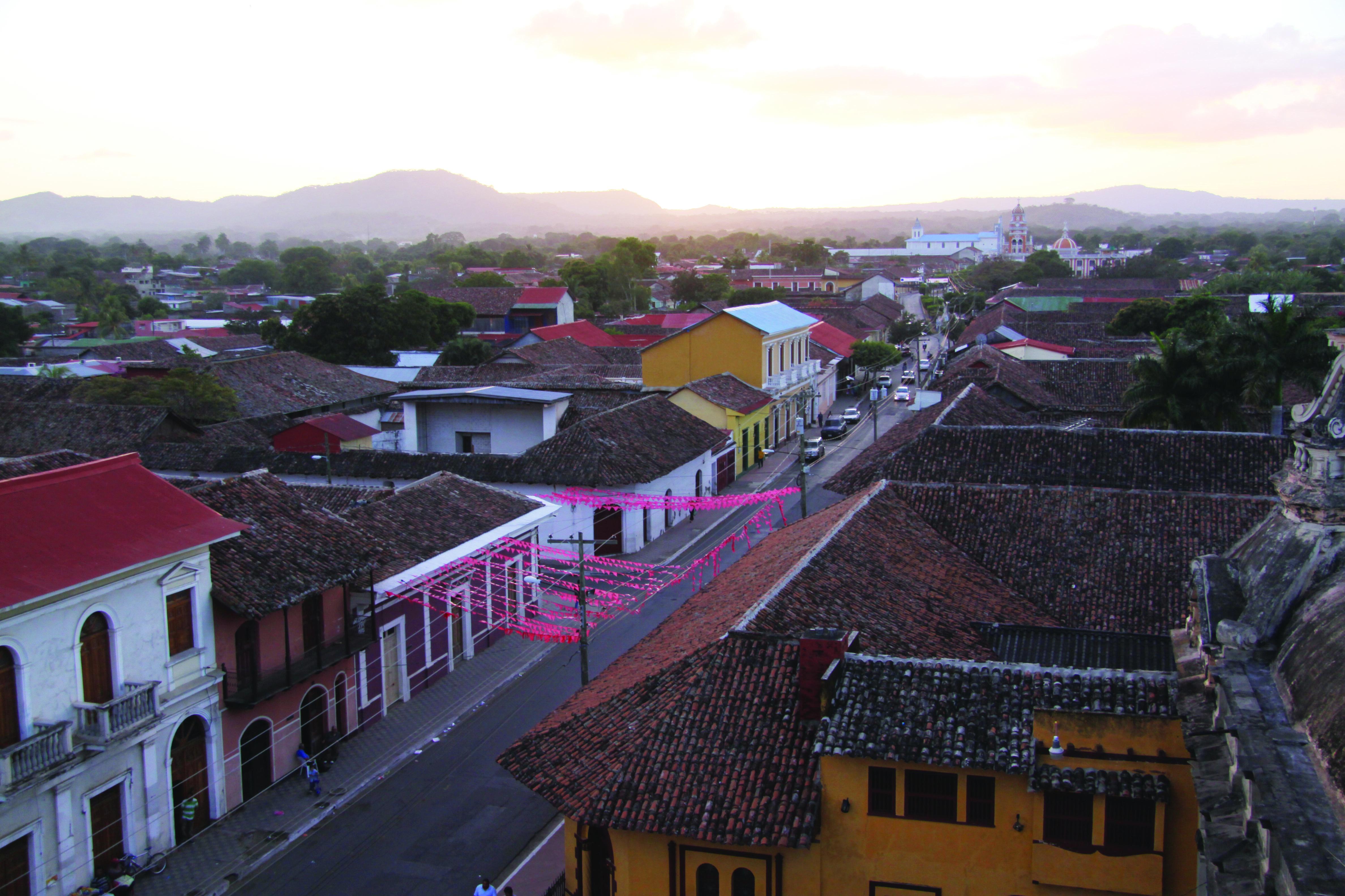 Granada+nicaragua+women