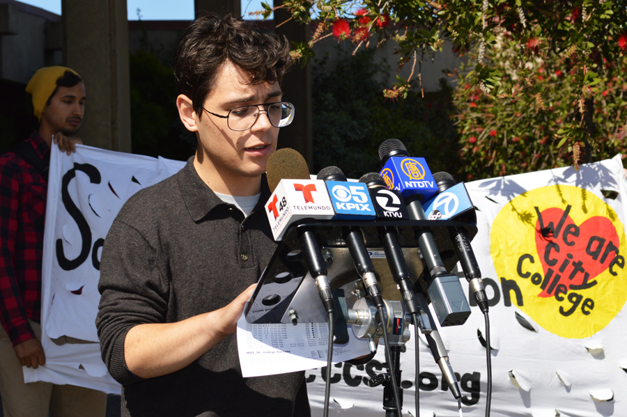 Students file suit against City College and SF |