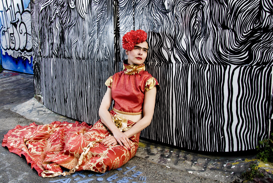 Fr�ulein Frida: German actress pays homage to Kahlo - El Tecolote