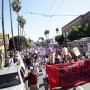 Mission District residents march for immigration rights on May 1st, 2014. Photo Santiago Mejía