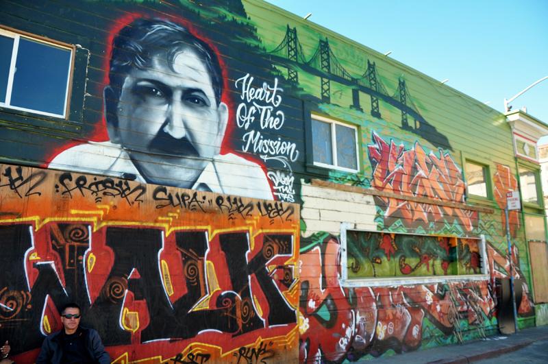 La ira de la comunidad sobre mural mal ubicada for El mural pelicula online