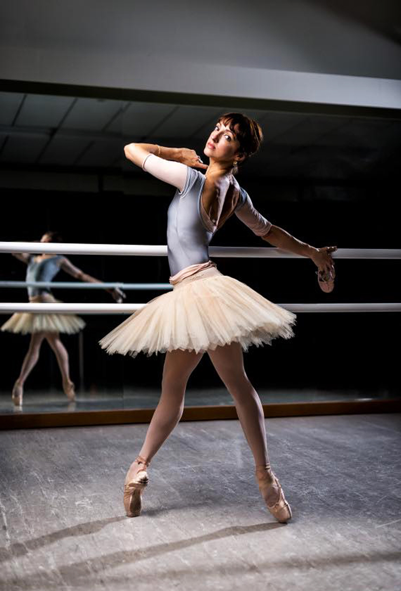 SF prima ballerina talks Cinderella and growing up in Cuba