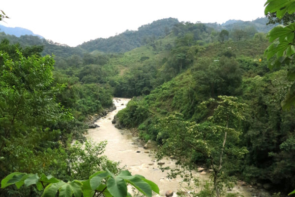 The Gualcarque River in western Honduras is considered sacred by the indigenous Lenca people. Courtesy: Goldman Awards