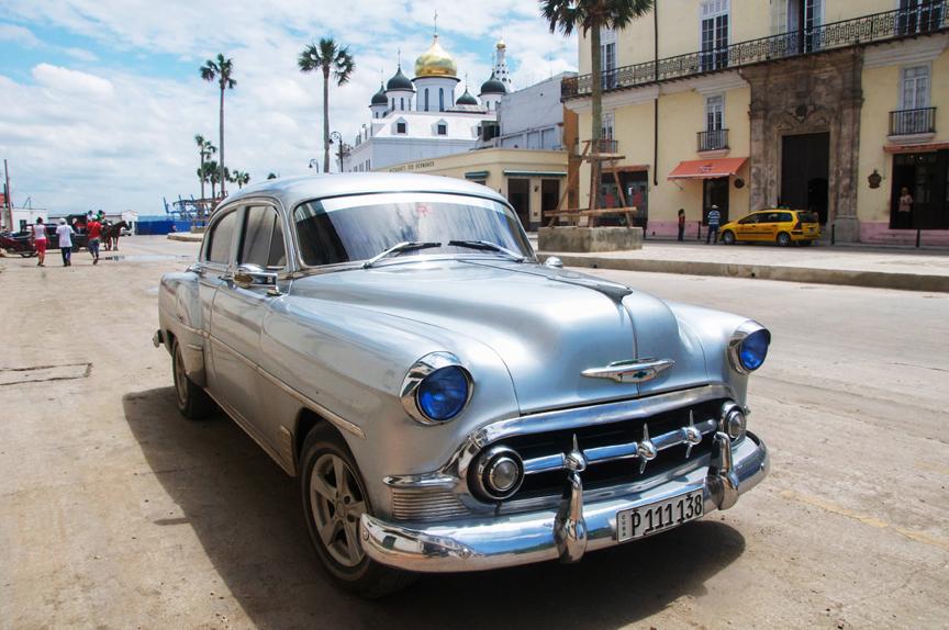Cultura De Los Autos Clasicos De Cuba