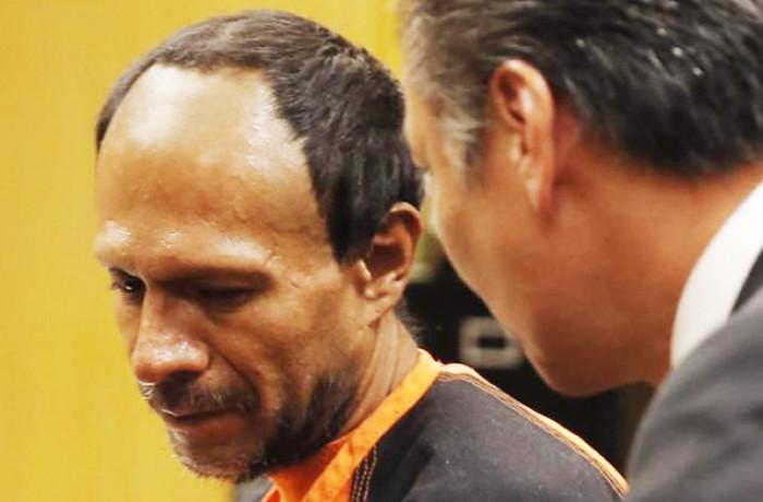 Juan Francisco López-Sánchez, quien supuestamente disparó en contra de Kathryn Steinle, luego de encontrar un arma perteneciente a un agente federal. Foto Reuters