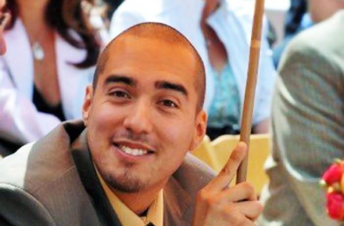 Alex Nieto, quien murió al ser baleado por oficiales de SFPD en Bernal Hill durante marzo de 2014. Foto Courtesía: Justice4AlexNieto.org