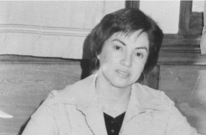 Rosario Anaya. From the Accíon Latina archives