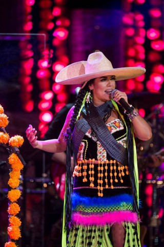 Lila Downs. Photo courtesy of Chino Lemus