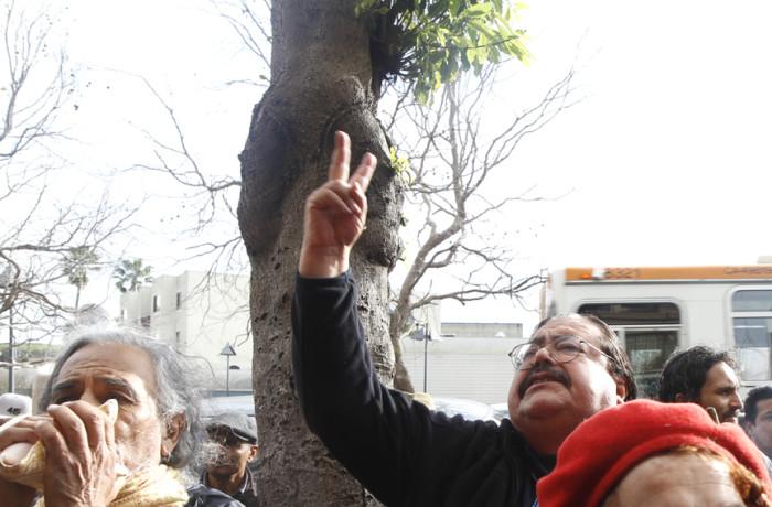 Francisco X. Alarcón. Photo Angélica Ekeke