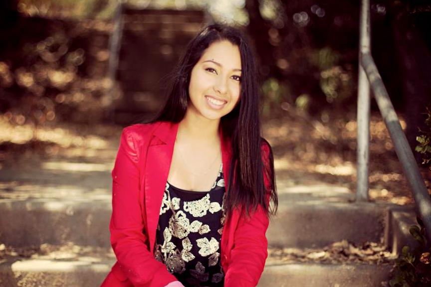 Sarahi Espinoza Salamanca, of East Palo Alto, was one of four Latinas who won the Hispanicize 2016 Positive Impact Award. Courtesy of Hispanicize