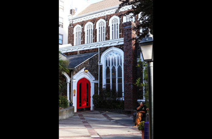 St. John the Evangelist Episcopal Church on Friday, June 24, 2016. Photo Jessica Webb