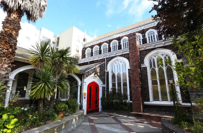 St. John the Evangelist Episcopal Church. Friday June 24, 2016. Photo Jessica Webb