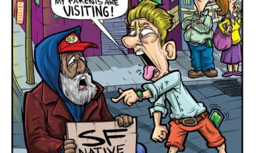 Sirron Norris Homeless cartoon_01web