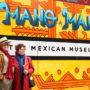 """Excited and waiting for this for years."" Norman Pearce and Karen Knowles-Pearce at the dedication ceremony for The Mexican Museum in San Francisco, California. Tuesday, July 19, 2016. Jessica Webb"