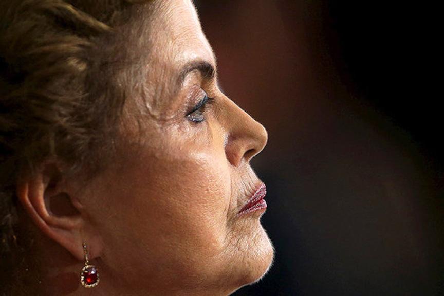 La expresidenta de Brasil, Dilma Rousseff. Foto: Reuters