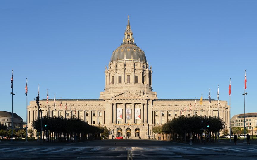 San Francisco City Hall. Foto: Wikimedia user King of Hearts