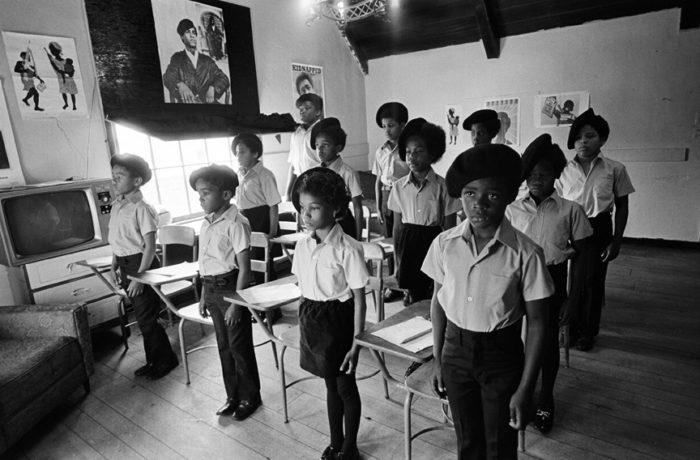 Imágenes que documentan el movimiento de los Panteras Negras tomadas por Stephen Shames. Algunas de sus imágenes aparecen en el libro de Bobby Seale. Courtesía: Stephen Shames