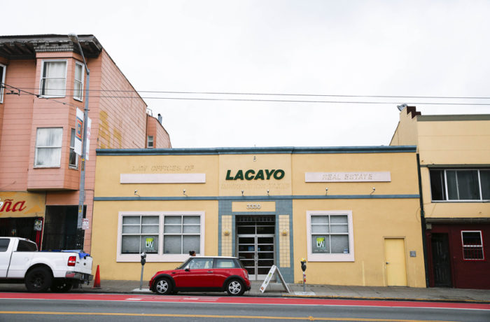 Exterior of the Lacayo & Associates building, where Leonardo Lacayo has worked for 33 years. Photo: Emma Chiang
