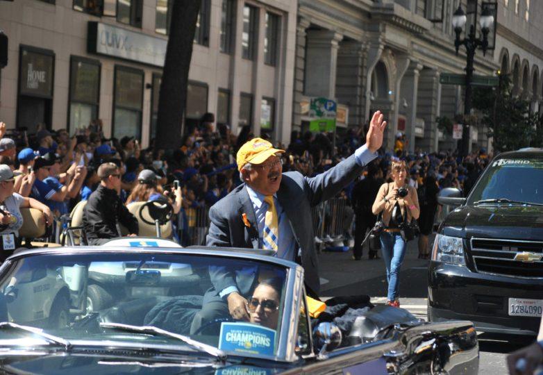San Francisco Mayor Ed Lee. Photo: Alejandro Galicia Diaz