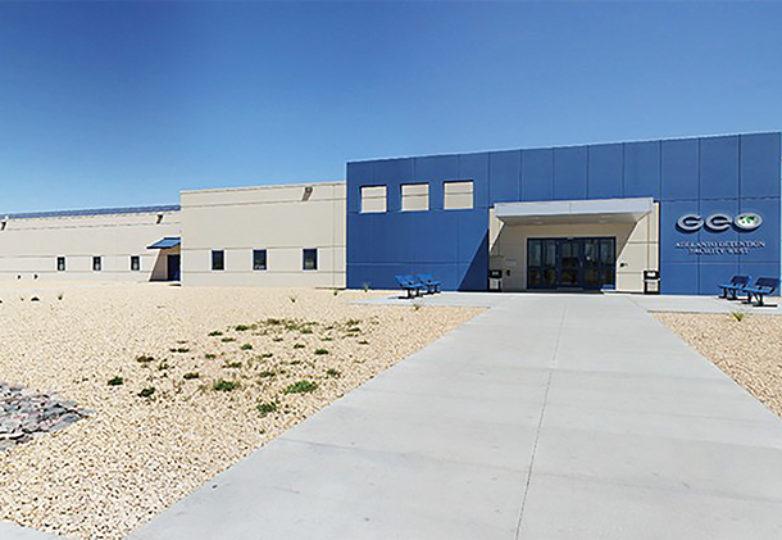 Centro de Detención Adelanto. Cortesá ICE.gov
