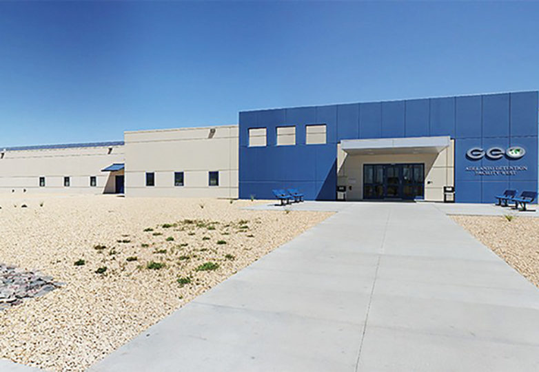 The Adelanto Immigration Detention Facility. Courtesy ICE.gov