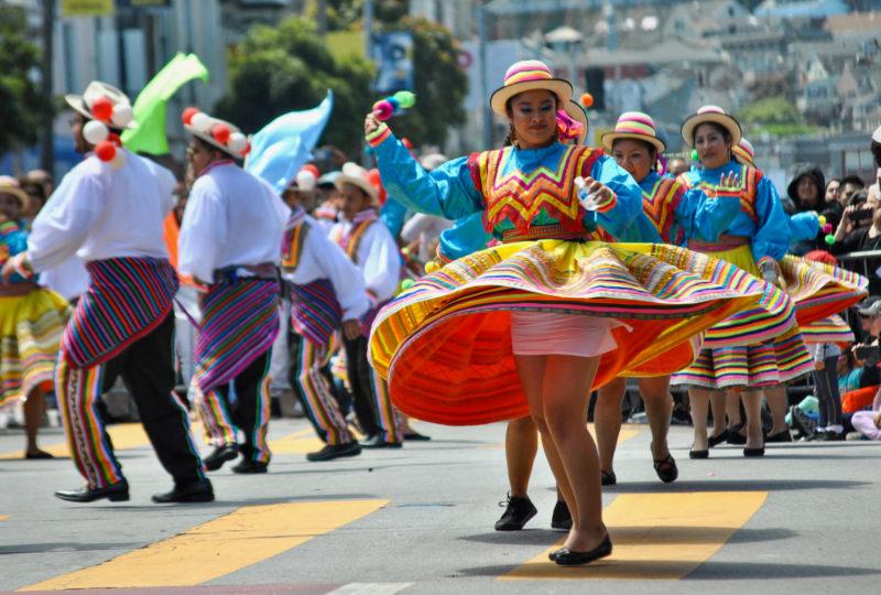Carnaval 2018. Photo: Alejandro Galicia Diaz