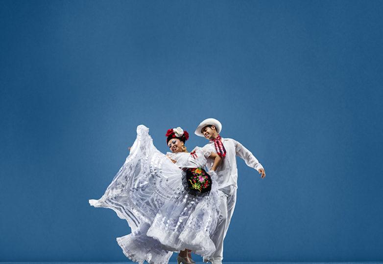 El Ballet Folklórico México Danza actuará en el Picnic de Presidio el domingo 27 de mayo. Cortesía: Ballet Folklórico México Danza