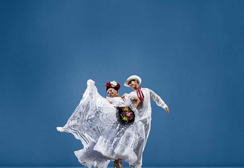 The Ballet Folklórico México Danza will perform at the Presidio Picnic on Sunday, May 27. Courtesy: Ballet Folklórico México Danza