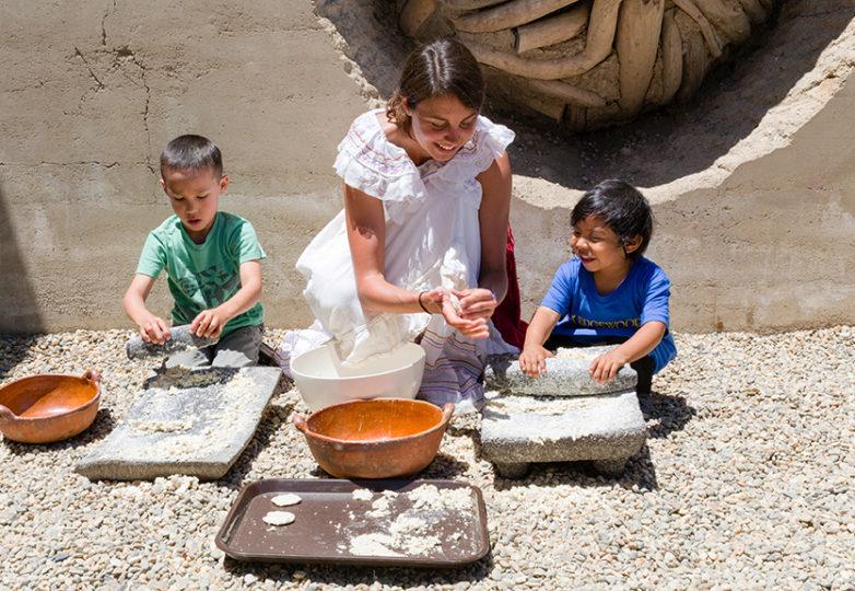 Las familias podrán conocer de historia durante los eventos de Pasados del Presidio. Del 29 al 30 de junio, se resaltará la historia de las comunidades Ohlone del Área de la Bahía. Foto: Charity Vargas