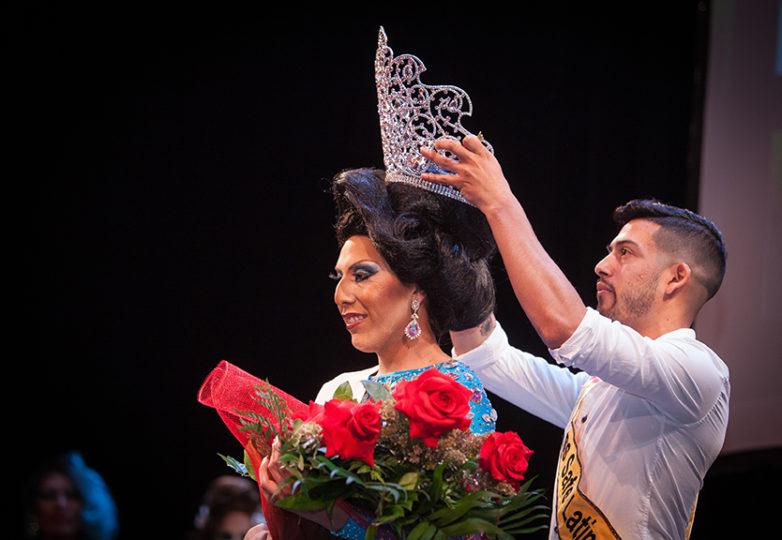 Zuleyka de la Torre, ganadora del título Miss Safe Latina 2018. Foto: Ekevara Kitpowsong