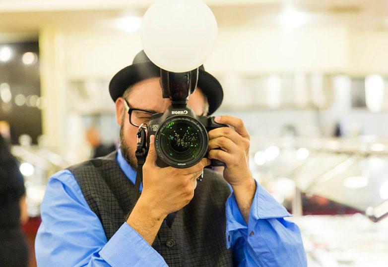 Drago Rentería is a photojournalist who regularly contributes to El Tecolote. Photo: Drago Rentería