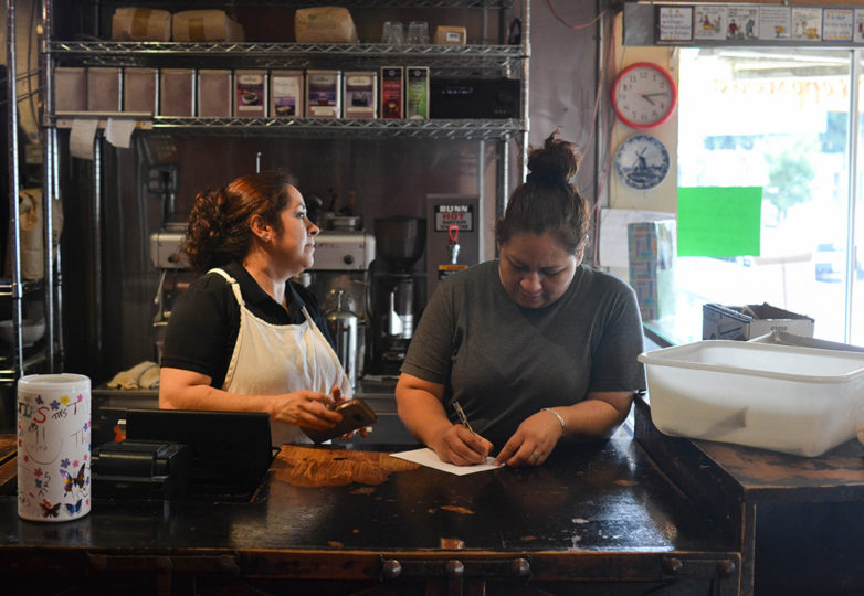 Located on 24th and Alabama streets, La Victoria closed its doors on Oct. 9 after 67 of operating in San Francisco's Mission District. Photo: Mabel Jiménez