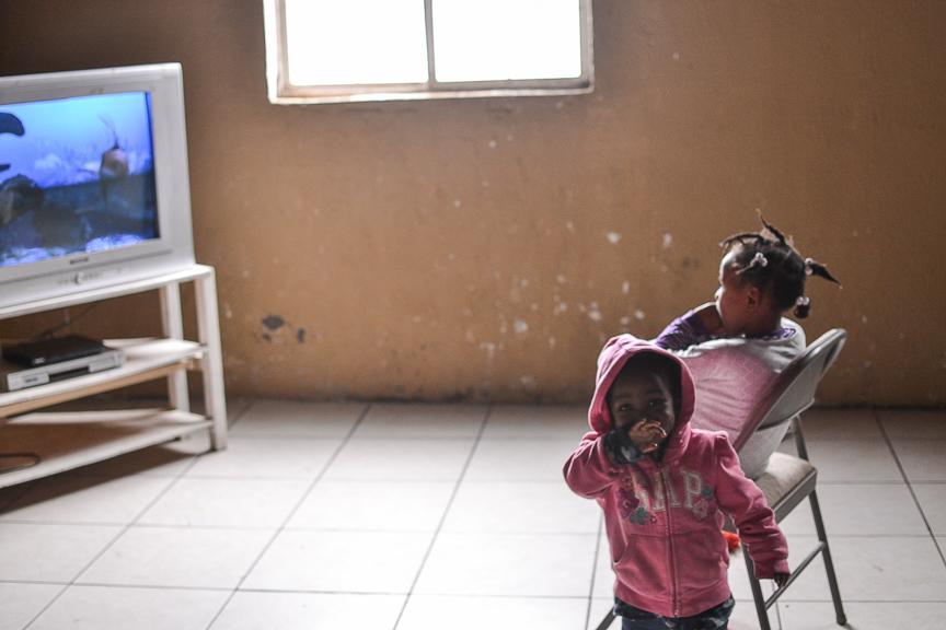 Overburdened, Tijuana's shelters struggle to meet demands |